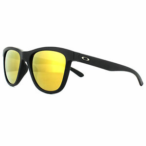 02c28ebc615 Image is loading Oakley-Sunglasses-Moonlighter-OO9320-10-Matt-Black-24k-