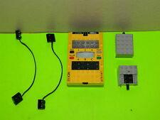 LEGO MINDSTORMS TECHNIC RCX 1.0 BRICK BUNDLE WITH MOTOR