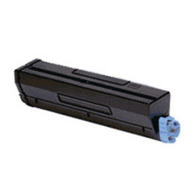 Quality Supplies Direct Okidata 43502001 Compatible Toner for B4550//4600 Black Free Freight