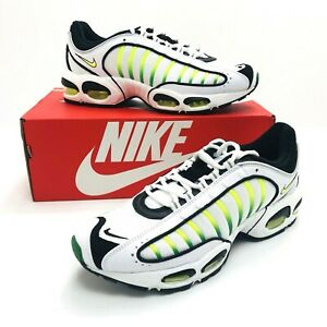 Details about Nike Air Max Tailwind IV White Volt Black Aloe AQ2567 100 Men's 9.5
