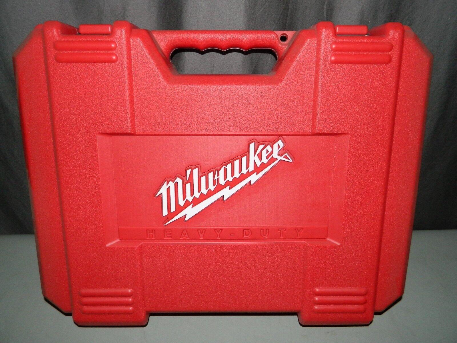 NEW Milwaukee Power Plus Cordless Drill CASE ONLY for 12V 14V 18V drill + light