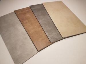 5 15m Bodenfliesen 30x60 Grau Anthrazit Braun Beige Beton