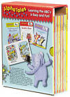 AlphaTales: A Set of 26 Irresistible Animal Storybooks That Build Phonemic Awareness & Teach Each Letter of the Alphabet by Scholastic (Mixed media product, 2001)