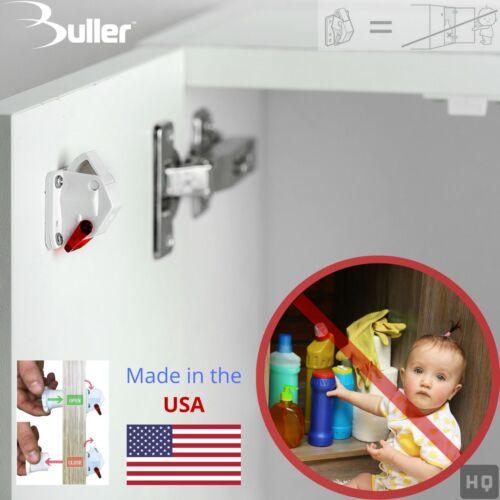 Rev-A-Lock USA magnétique breveté invisible système de verrouillage pour armoires-Enfant Sécurité