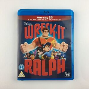 Wreck-It Ralph (3D Blu-ray, 2013)