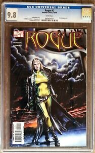 Rogue #2 MARVEL MODERN AGE COMIC BOOK 2004 CENSUS ONLY 10 GRADED  CGC 9.8