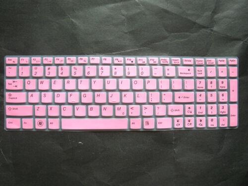 "Keyboard Skin Cover for Lenovo Y50 S510P S500 B580 B570 B575 B590 w Number 15.6/"""