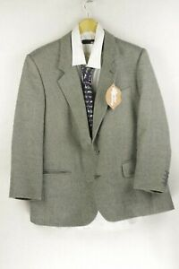 Vintage Mens Austin Reed Jacket Sports Blazer Tweed 44 Hound Tooth Check Dn1rl Ebay