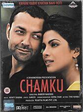 CHAMKU (BOBBY DEOL & PRIYANKA CHOPRA)- NEW SHEMAROO BOLLYWOOD DVD –