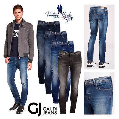Gaud/ì Jeans Slim Uomo