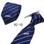 Classic-Red-Black-Blue-Mens-Tie-Paisley-Stripe-Silk-Necktie-Set-Wedding-Jacquard thumbnail 20