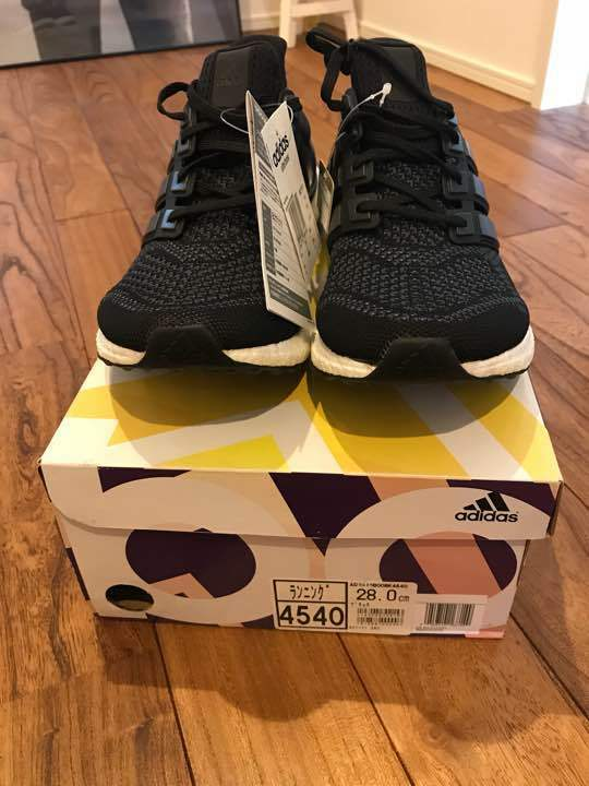 Adidas ultra boost 1st color 28cm from japan (4642