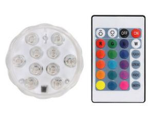 RGB-Vase-Base-Light-10Led-Submersible-Candle-Tea-Lights-With-Remote-Controller