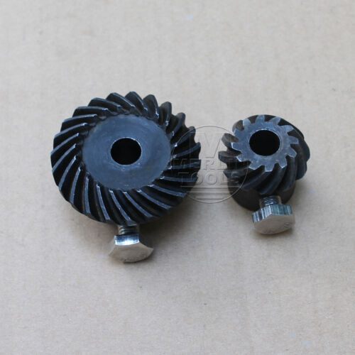 1 PAIR BEVEL HELICAL GEAR SET FOR HONEY EXTRACTOR EXTRACTIN GMACHINE