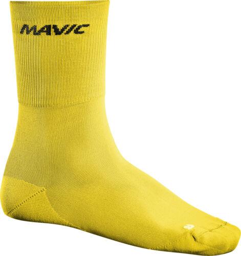 Mavic Crossmax High Fahrrad Socken gelb 2017