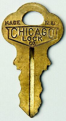 H2200 thru H2299 Vintage Chicago Lock Co Vending Keys Many Numbers Available