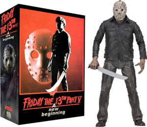 Neca - Friday the 13th Part V - a New Beginning - Dream Sequence Jason Voorhees