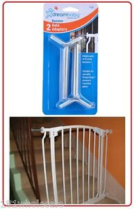 Dreambaby Gate Extension Banister Pressure Spindle Gate