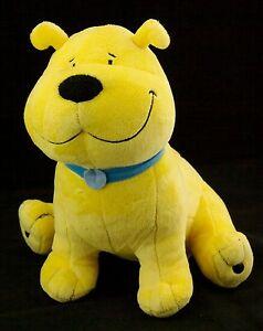 T Bone Tbone Plush Yellow Dog Clifford Kohls Cares Stuffed Animal Ebay