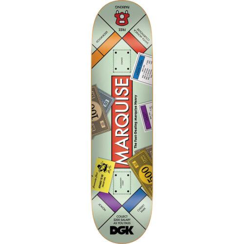"""DGK Skateboards Ghetto Goods Skateboard Deck 8.38/"""" x 32.25/"""""""
