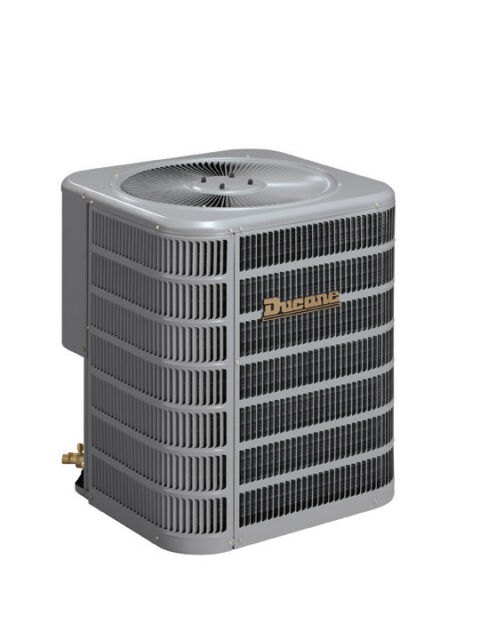 Ducane by Lennox 4 0 Ton R22 Central A/C Air Conditioner