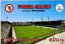Foggia Calcio - Stadio Campo Sportivo - Non Viaggiata - SC314