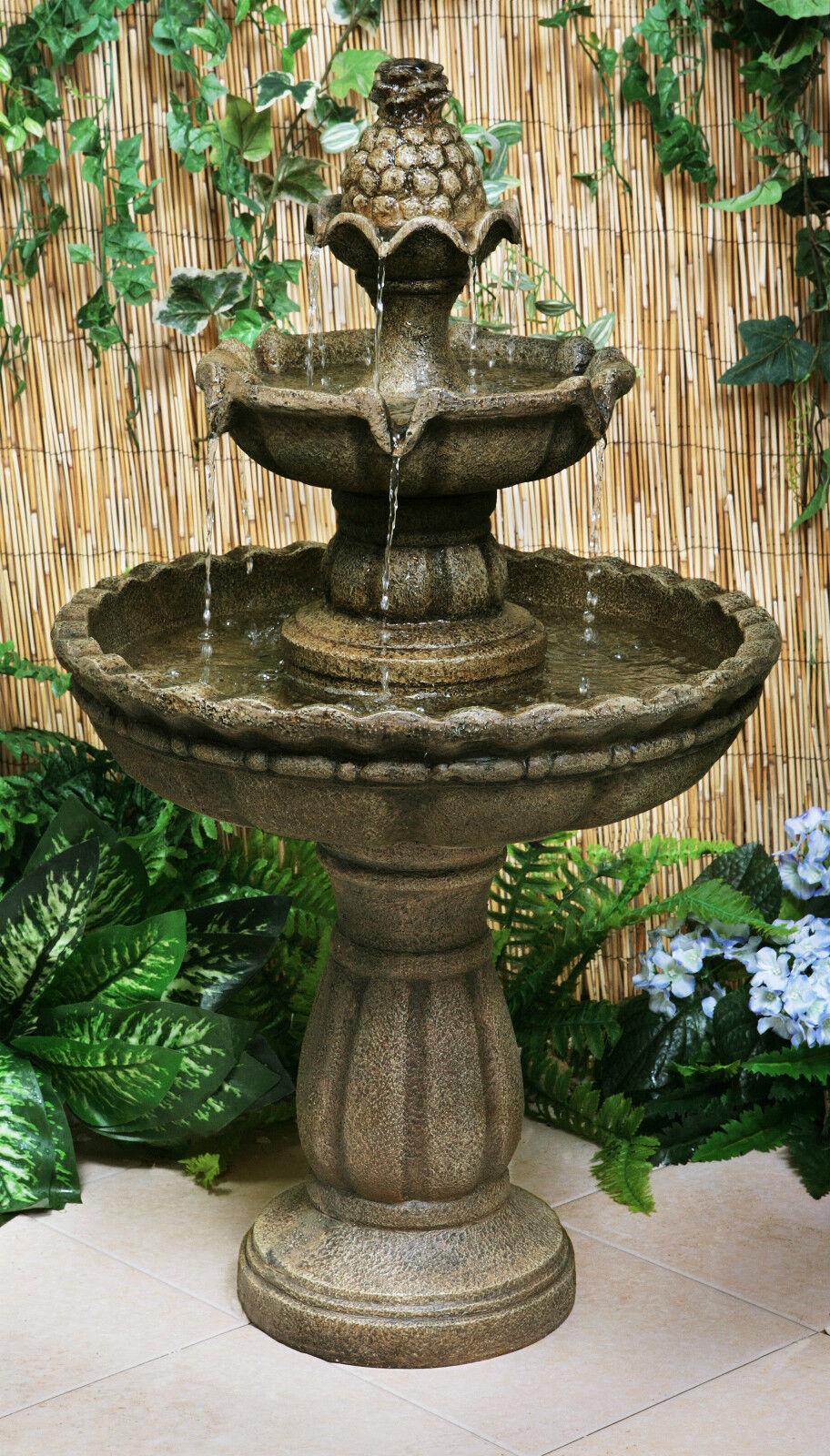 Jata Giardino Fontana Esterno d'Acqua Terrazzo Decorazioni