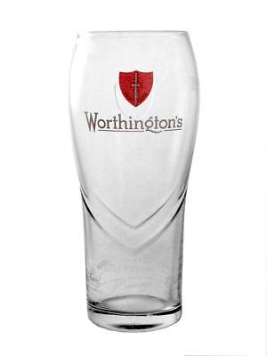 Gift Box Personalised Engraved Branded 1 pint Worthington/'s Bitter Beer Glass