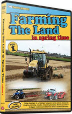 Farming The Land In Springtime