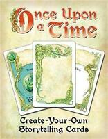 Create-your-own Storytelling Cards (once Upon A Time) Atg 1031