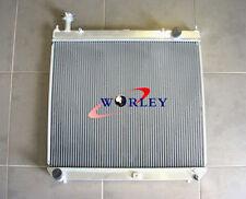 2 Core Aluminum Radiator for 1995-2004 TOYOTA Hiace SBV 96 97 98 99 00 02 03 04