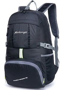 Image is loading Aidonger-Unisex-35L-Lightweight-Packable-Durable-Travel- Hiking- 748501f6e424a