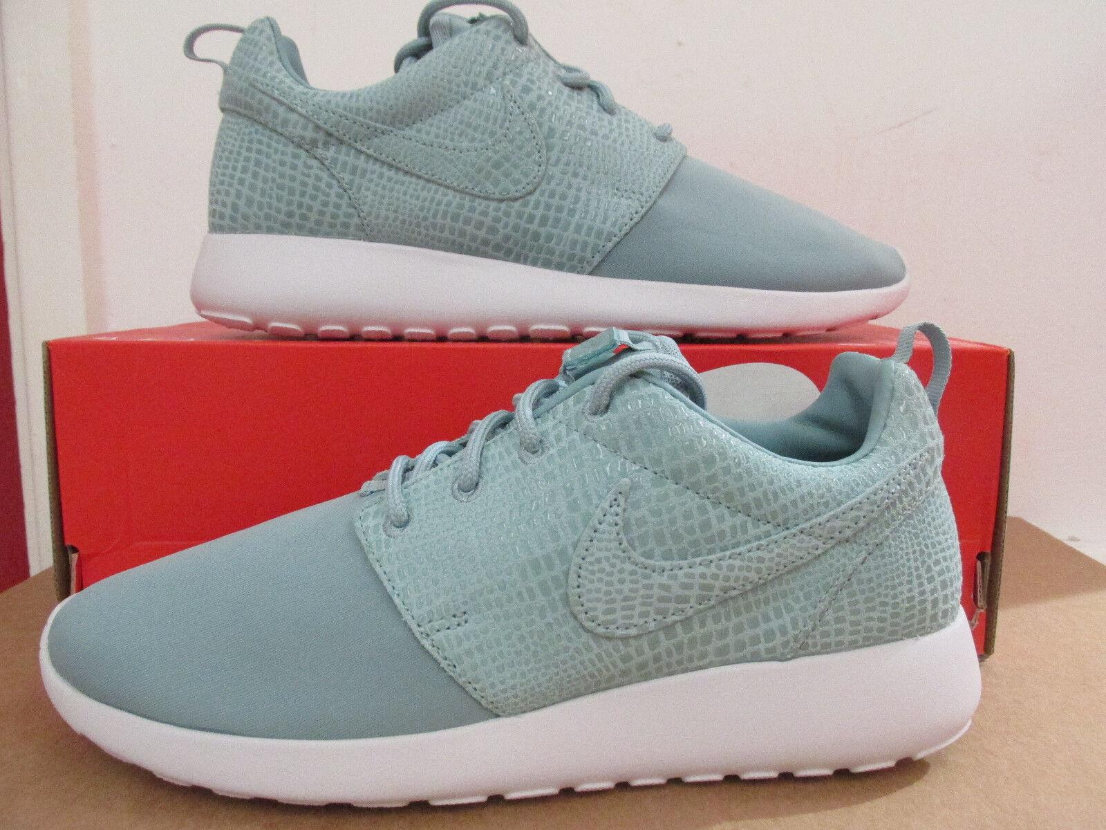 Nike Damen Roshe ein Drucken Laufschuhe 844958 004 Turnschuhe Schuhe Ausverkauf Elegant und feierlich