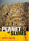 Planet of Slums by Mike Davis (Paperback, 2007)