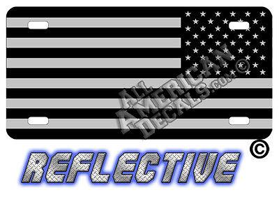 LP 342 Republic of Texas  flag License Plate