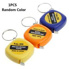 Cheap 2M Retractable Ruler Tape Portable Mini Metal Pull Ruler Tape Measure BH