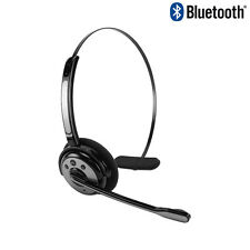Cellet Hands-Free Bluetooth Wireless Headset with Boom Mic for Cell Phones
