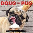 Doug The Pug 2017 Wall Calendar by Leslie Mosier