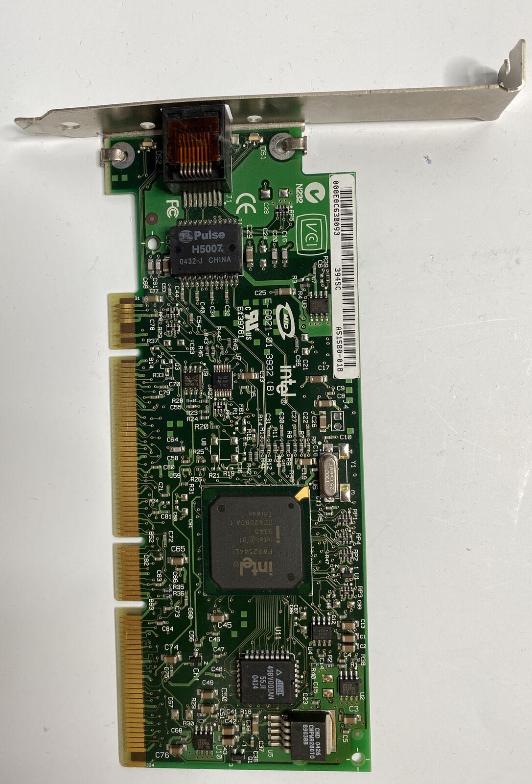 Intel Pro/1000 XT Server Adapter Single Port PCI