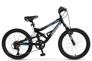 20 zoll mtb shimano fully fahrrad mountainbike dirt bike schwarz kinderfahrrad ebay. Black Bedroom Furniture Sets. Home Design Ideas