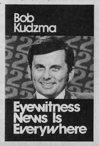 Details about 1973 Tv Ad~BOB KUDZMA 33 YEARS WEATHERMAN KDKA  PITTSBURGH,PENNSYLVANIA WEATHER