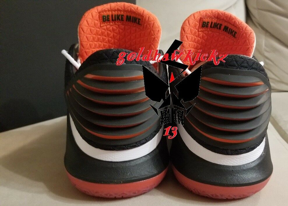 nike Air Jordan XXXII low 32 GATORADE Be like like Be MIKE AA1256-100 win 82 96 orange 492af3
