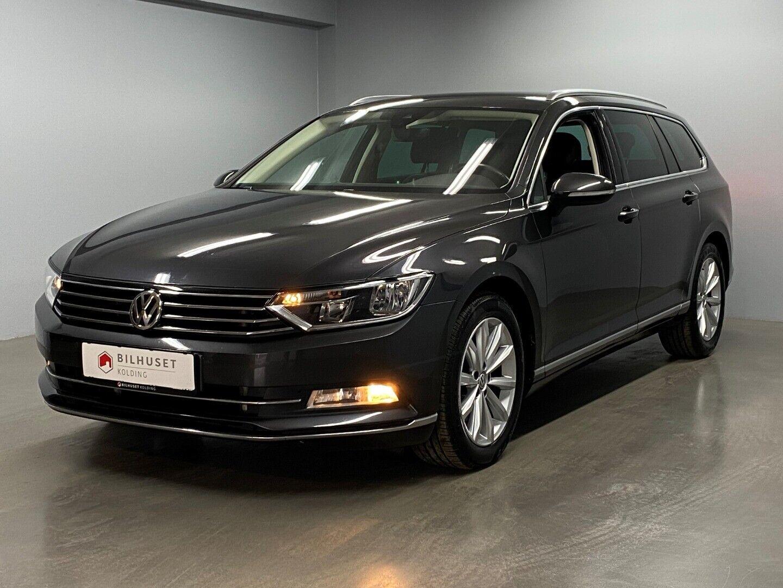 VW Passat 2,0 TDi 190 Highline Premium Variant DSG 5d - 329.900 kr.