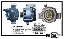 New OE spec FORD Mondeo III 1.8 03- 2.0 TDCi 00-07 2.2 TDCi 04-07 Alternator