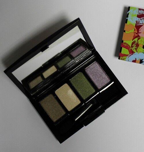 Beauty Caja Quattro + 4 Sombra Párpados+Aplicador-Artdeco