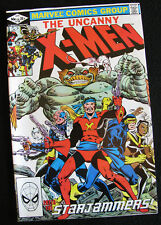 X-MEN #156 (1982) SUPER HIGH GRADE! LOT OF LARGE PHOTOS! BAGGED, NEVER READ!