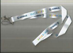 TOUR DE COU LANYARD AIRBUS ORIGINAL