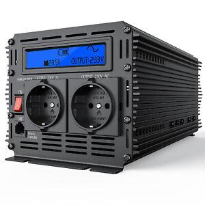 Convertisseur-24V-220V-230V-1500W-3000W-pure-sinus-onduleur-LCD-EDECOA