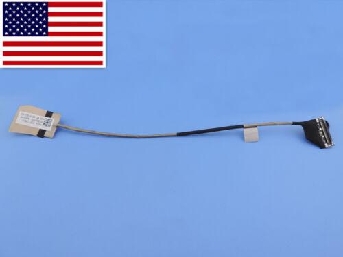 Original LCD LVDS Video Display Screen Flex Throne EDP Cable P//N 6017B0918001