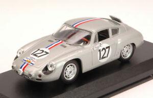 Porsche Abarth # 127 Tour De France 1961 Bouchet / Aury 1:43 Modèle Meilleurs Modèles